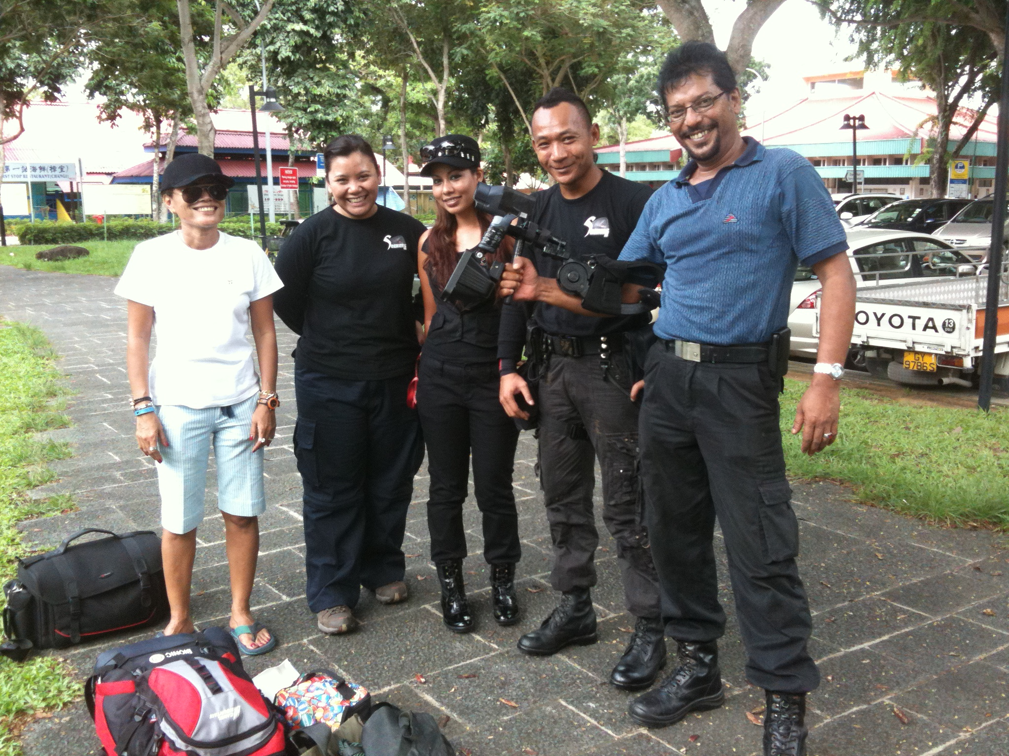 Ghost Hunting in Singapore? |